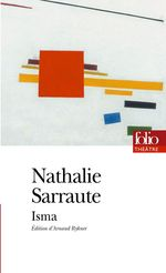 Vente Livre Numérique : Isma ou Ce qui s'appelle rien  - Nathalie Sarraute