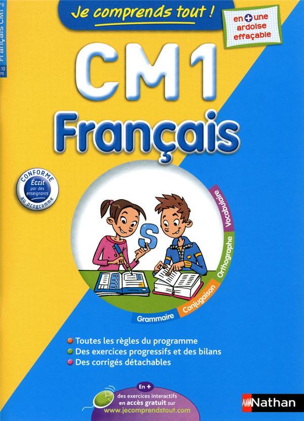 Je Comprends Tout!; Francais ; Cm1 ; 9-10 Ans