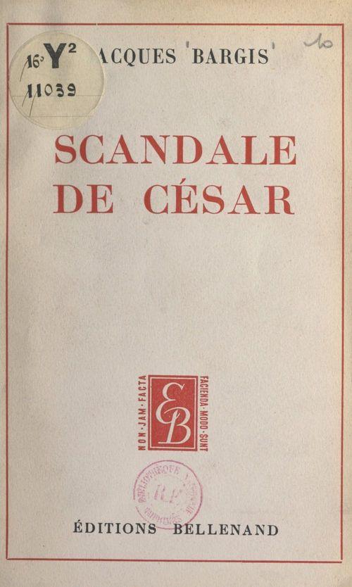 Scandale de César