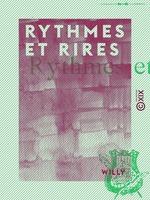 Vente EBooks : Rythmes et Rires  - Willy