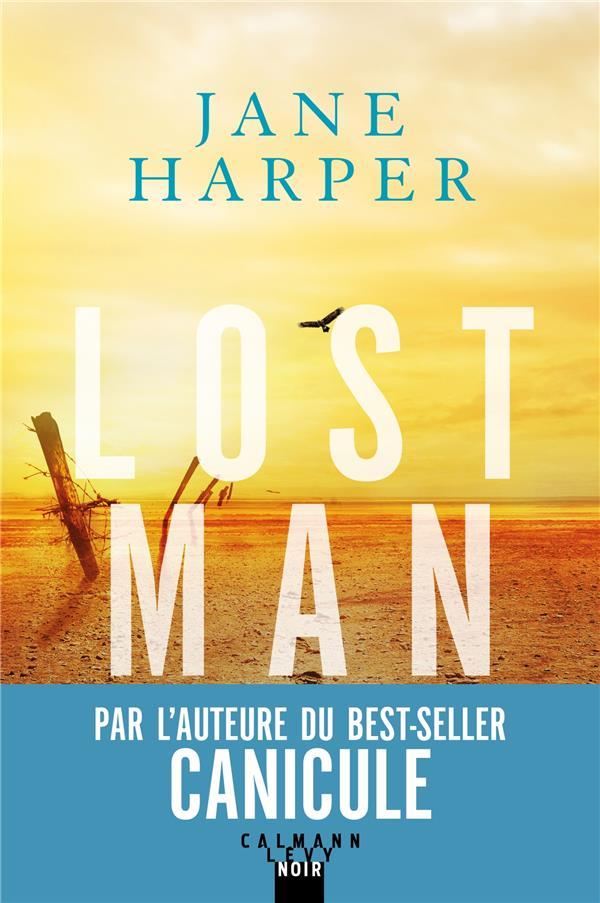 Lost man ; trois frères. une mort. aucune réponse.