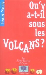 Qu'Y A-T-Il Sous Les Volcans ?