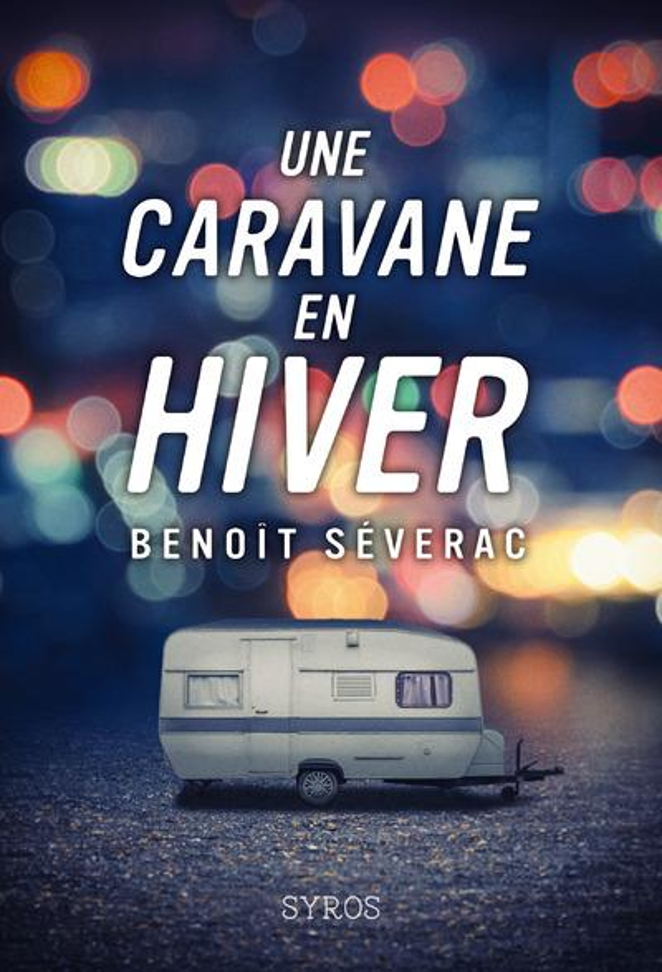 Une caravane en hiver