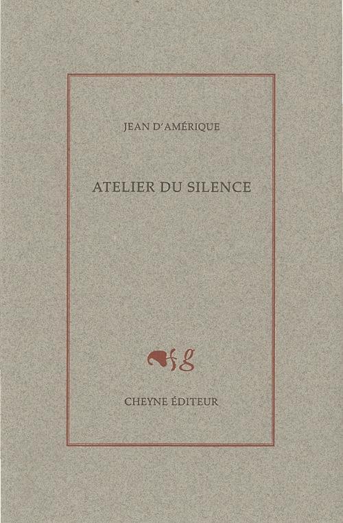 Atelier du silence