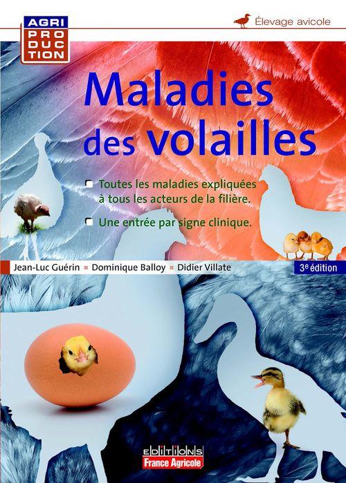 Maladies des volailles (3e édition)