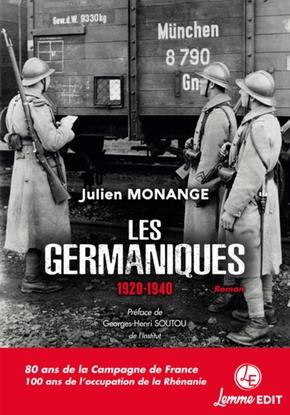 Les Germaniques ; 1920-1940
