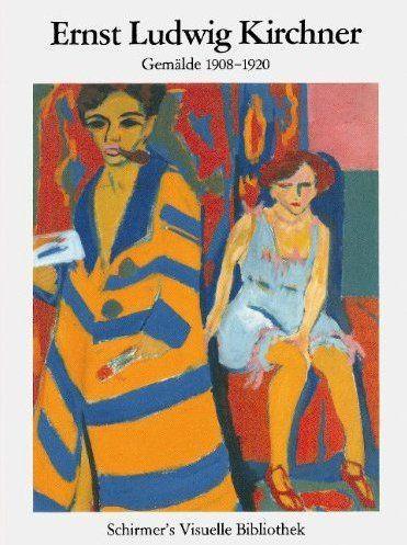Ernst Ludwig Kirchner : Gemälde 1908-1920