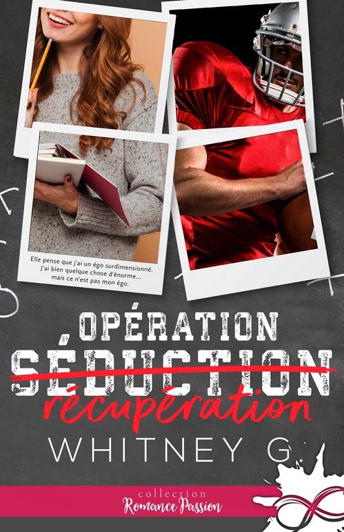 Operation recuperation  - Whitney G.