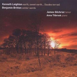 Leighton : earth, sweet earth - Britten : winter words