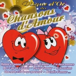 Disque D'or Des Chansons D'amour