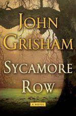 Vente Livre Numérique : Sycamore Row  - Grisham John