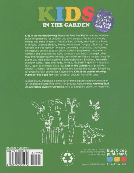 Kids in the garden - growing plants for food and fun