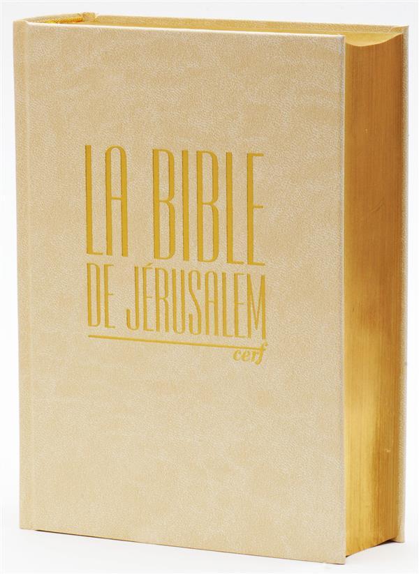 La Bible de Jérusalem