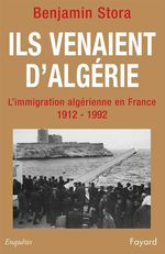 Vente Livre Numérique : Ils venaient d'Algérie  - Benjamin Stora