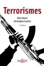Vente Livre Numérique : Terrorismes  - Alain Bauer - Christophe SOULLEZ