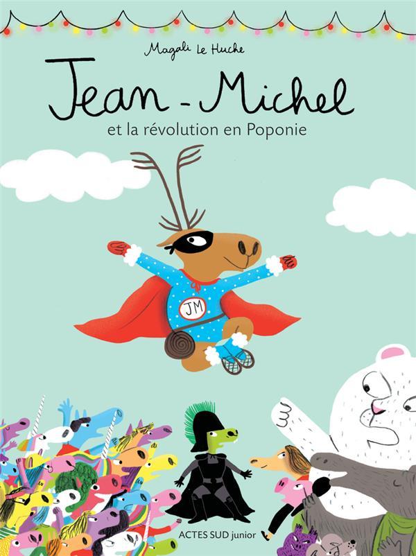 Jean-Michel et la révolution en Poponie