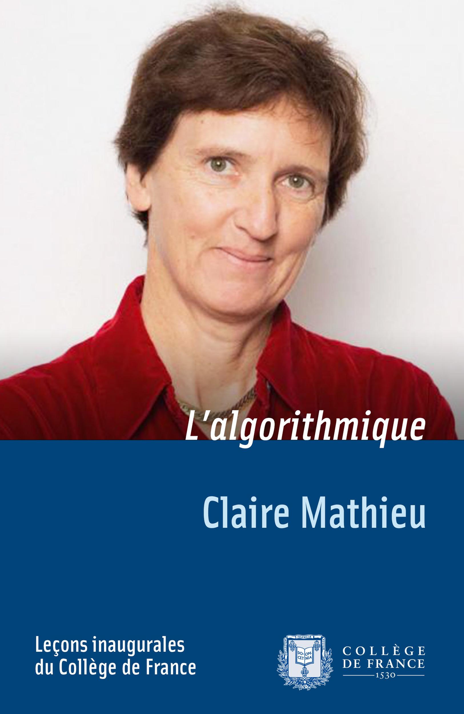 Thomas Lecuit, algorithmes