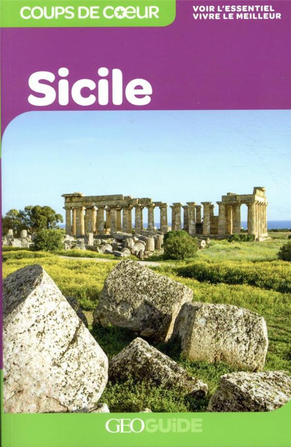 GEOguide coups de coeur ; Sicile (édition 2021)