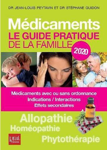 Médicaments, le guide pratique de la famille (édition 2020)