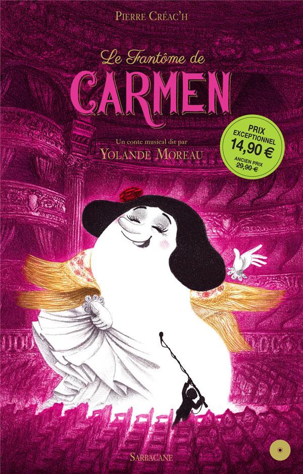 Le fantôme de Carmen