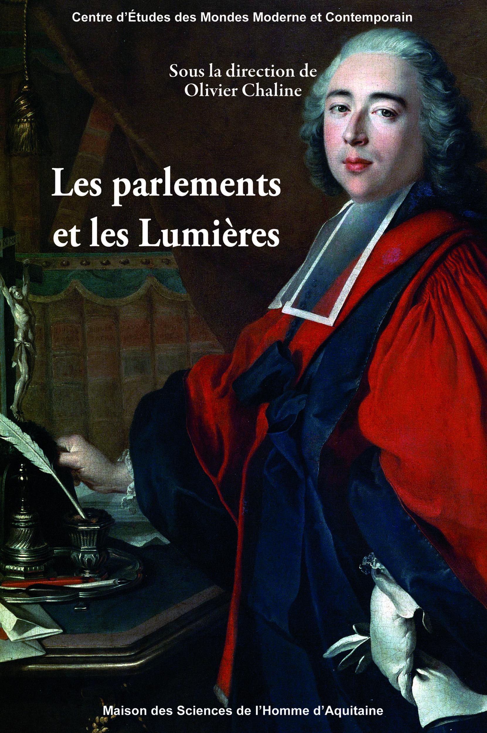 Les parlements et les lumieres