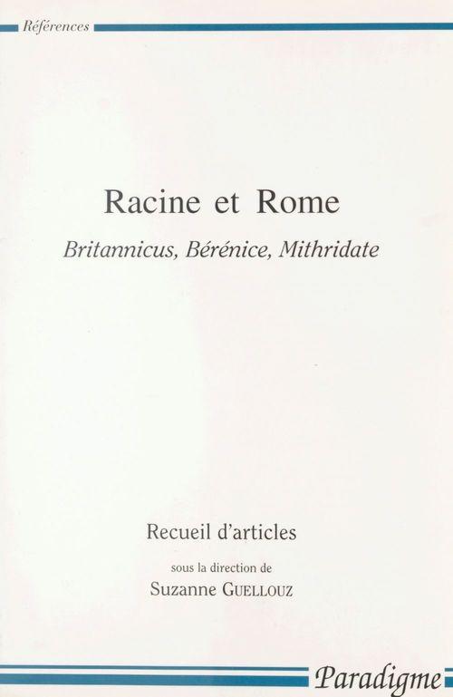 Racine et Rome