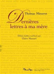Dernieres Lettres A Ma Mere