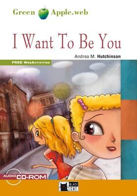 I want to be you+cdrom