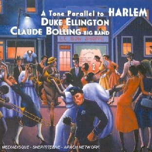 A Tone Parallel To Harlem