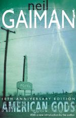 Vente Livre Numérique : The American Gods  - Neil Gaiman
