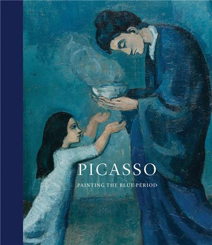 Picasso painting the blue period