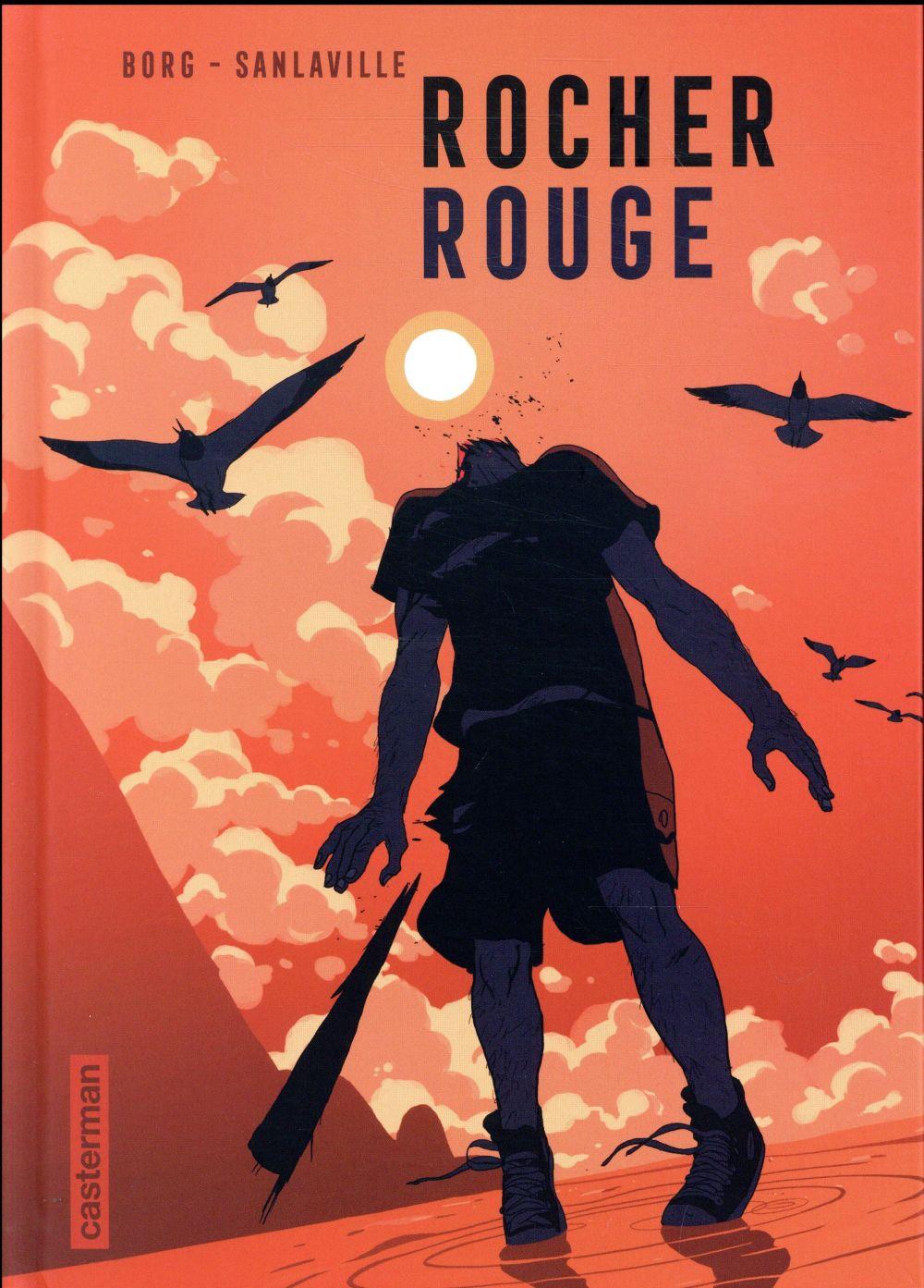 Rocher Rouge