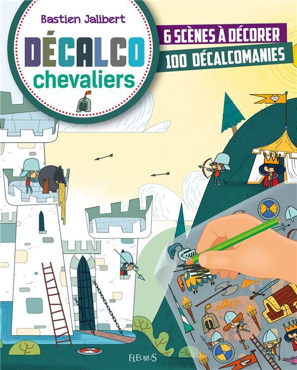 DECALCO ; chevaliers