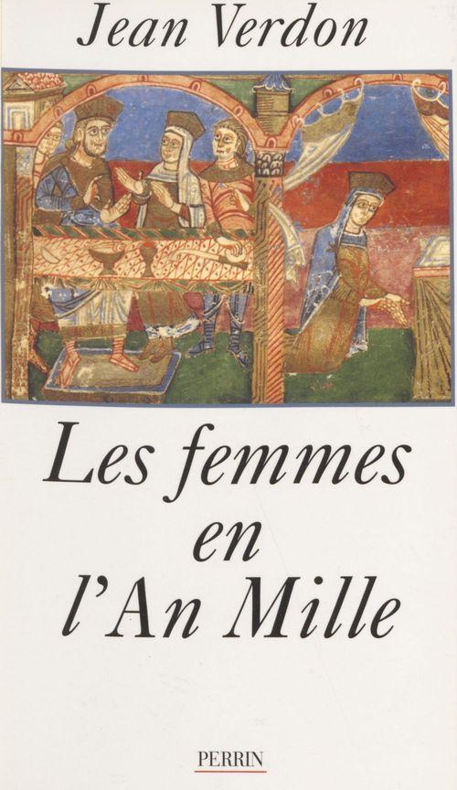 Les femmes en l'an mille