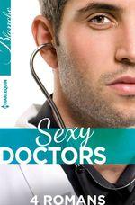 """Vente Livre Numérique : Coffret spécial """"Sexy Doctors""""  - Betty Neels - Anne Fraser - Lucy Clark - Lucy Lynn"""
