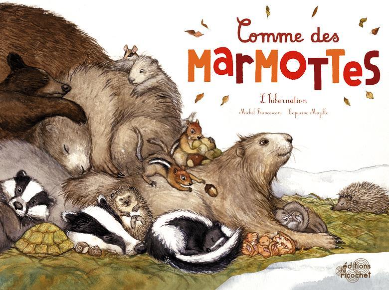 Comme des marmottes ; l'hibernation