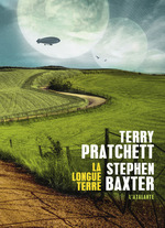 Vente Livre Numérique : La Longue Terre  - Terry Pratchett - Stephen BAXTER