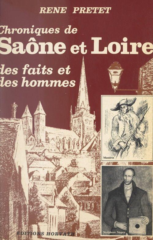 Chroniques de Saône-et-Loire (2)