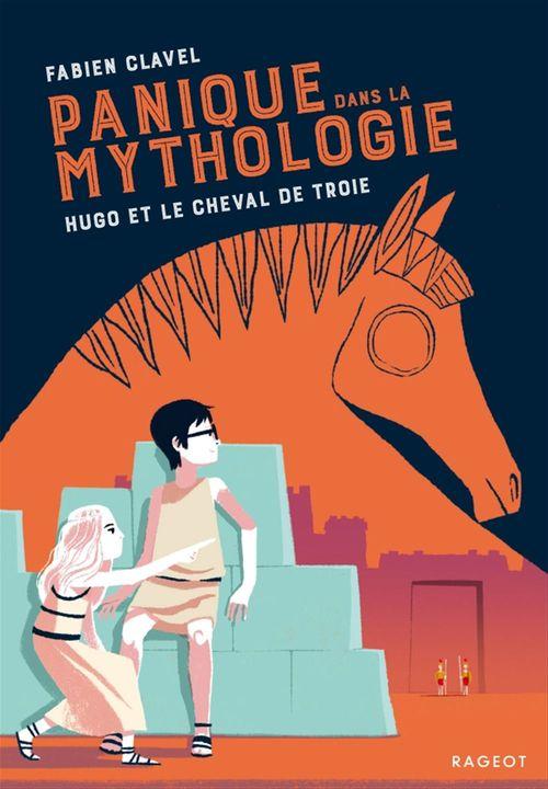 Vente Livre Numérique : Panique dans la mythologie - Hugo et le cheval de Troie  - Fabien Clavel