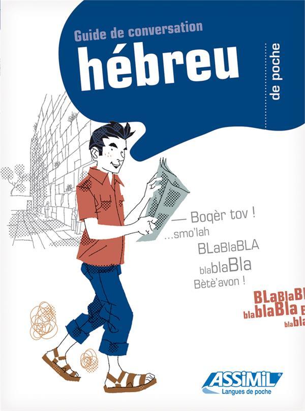 Guide De Conversation Hebreu