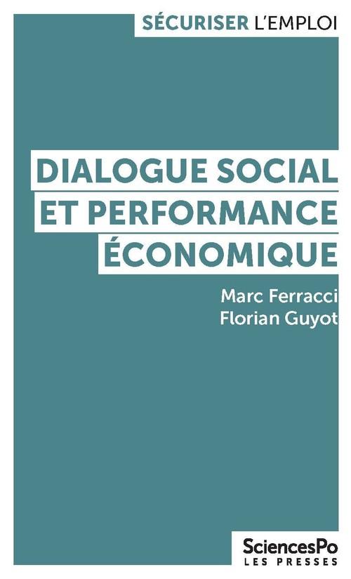 Dialogue social et performance économique