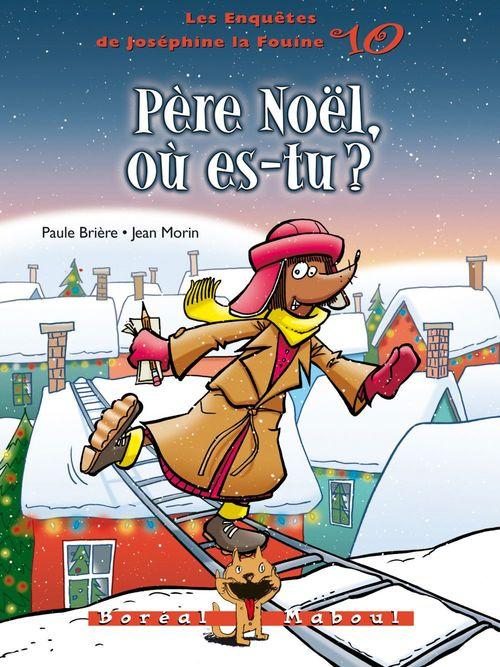 Père Noël, où es-tu ?