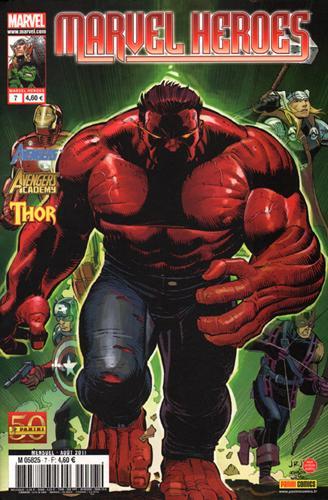 Marvel Heroes T.7