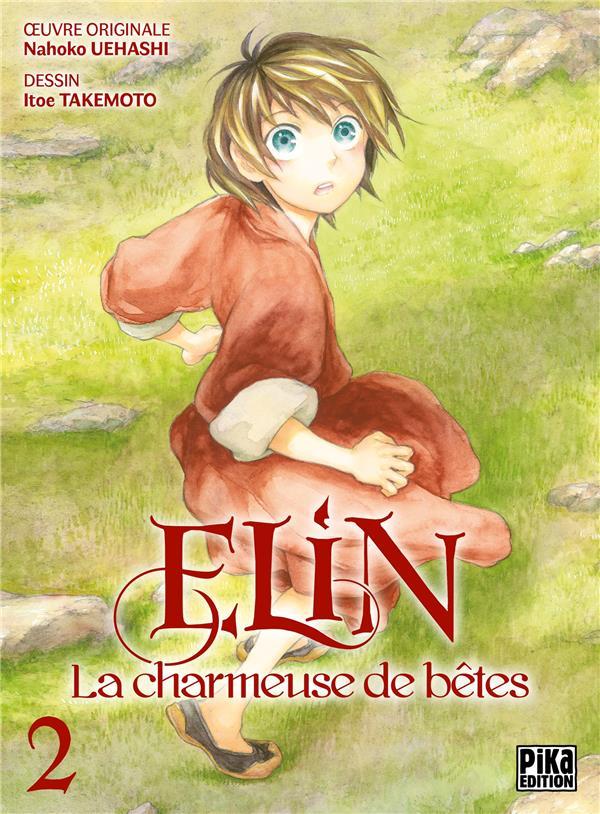 Elin, la charmeuse de bêtes t.2