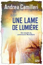 Vente Livre Numérique : Une lame de lumière  - Andrea Camilleri