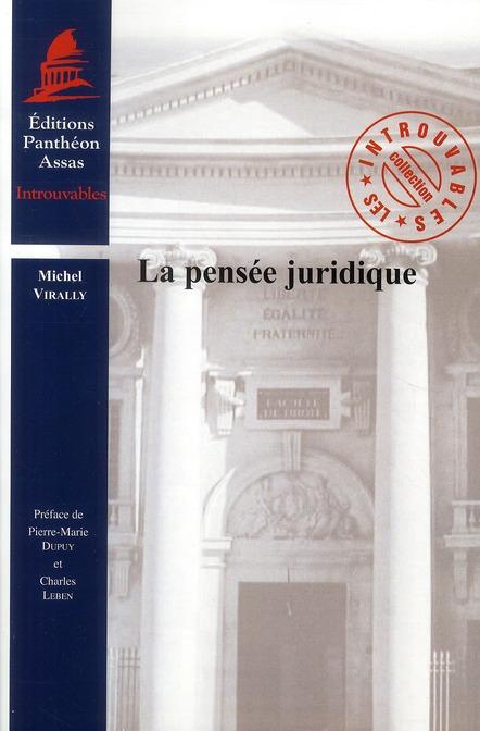 La Pensée Juridique