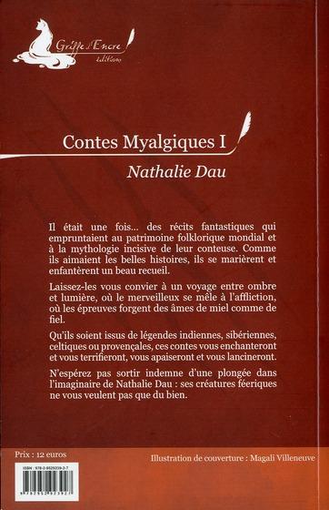 Contes myalgiques t.1 ; les Terres qui rêvent