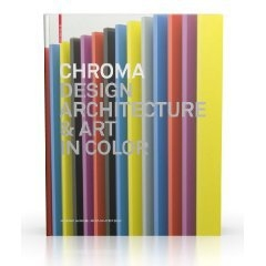 Chroma design architecture and  art in colour