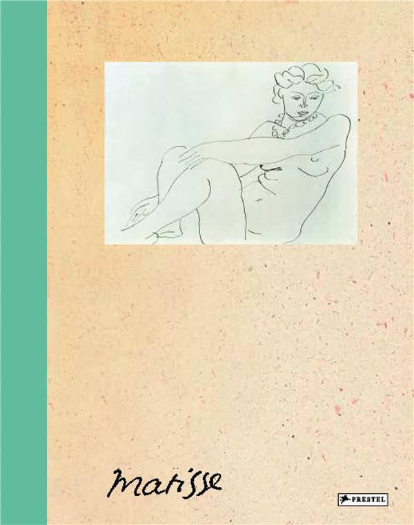 Henri Matisse ; erotic sketchbook