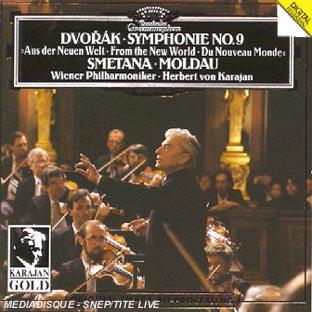 Symphonie N 9 - Die Moldau